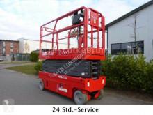 MTB selbstfahrende Arbeitsbühne Scherenbühne - Mantall XE 100 C / Neugerät mit Garantie