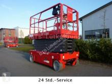 MTB selbstfahrende Arbeitsbühne Scherenbühne - Mantall XE 120 W / Neugerät mit Garantie