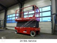 MTB - Mantall XE 120 W aerial platform used