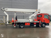 Camion nacelle Wumag WT 300