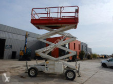 Haulotte H12 SDX used Scissor lift self-propelled