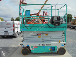 Iteco IT 12122 elektro 14m (882) aerial platform used