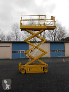 Genie GS 2032 skylift Plattform för sax begagnad