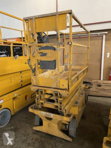 JLG 6RS used Scissor lift self-propelled