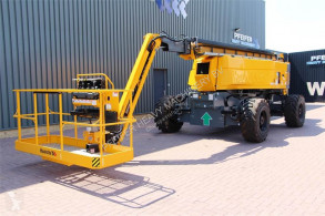 Haulotte HA32RTJPRO Diesel, 4x4x4 Drive, 31.8 m Working Hei aerial platform used self-propelled