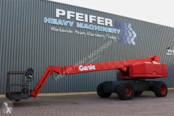Genie S65/2WD Diesel, 21.8m Working Height, Jib used self-propelled