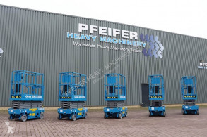 Genie self-propelled aerial platform GS1330M All-Electric DC Drive, 5.9m Working Height