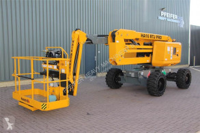 Haulotte self-propelled aerial platform HA16RTJPRO Valid inspection, *Guarantee! Diesel,