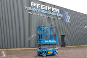 Genie self-propelled aerial platform GS1330M Valid inspection, *Guarantee! All-Electric