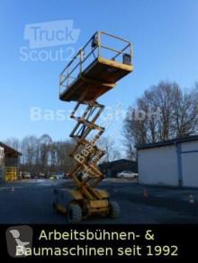 Plataforma elevadora Haulotte Compact 12 RTE plataforma automotriz de tijeras usada