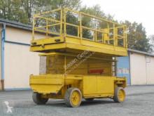 Nacelle automotrice Plate-forme ciseau Liftlux SL 153 18E, AH