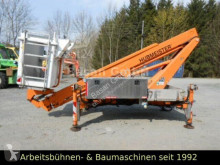 Nacelle automotrice articulée Hubmeister HM 17T