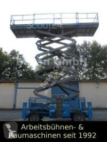 Genie GS 5390 RT plataforma automotriz de tijeras usada