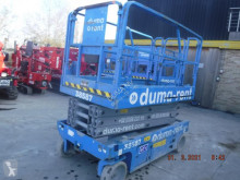 Genie GS-2646 aerial platform used Scissor lift self-propelled