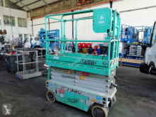 Imer IT7380 used Scissor lift self-propelled