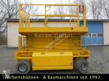 Plataforma elevadora plataforma automotriz de tijeras HAB S140 17E2WD