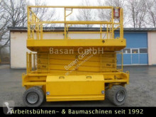 Plataforma plataforma automotriz tesoura HAB S140 17E2WD