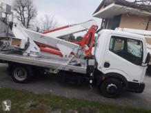 Multitel articulated truck mounted MX 200
