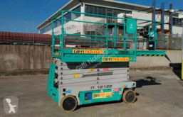 Imer IT12122 aerial platform used Scissor lift self-propelled