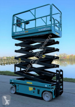 SWSL1412HD used Scissor lift self-propelled