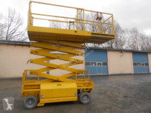 HAB H.A.B. S 125-16 E2WD aerial platform used Scissor lift self-propelled