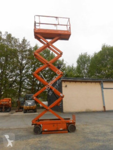 Aichi SV 08CNL aerial platform used Scissor lift self-propelled