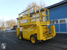 Genie GS 3268 used Scissor lift self-propelled