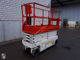 Genie GS-2632 used Scissor lift self-propelled