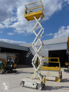 Skyjack SJM-3219 aerial platform used Scissor lift self-propelled