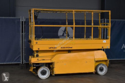 Liftlux SL66-8 E2WD aerial platform used self-propelled