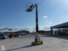 Manitou 100 VJR aerial platform used Vertical mast self-propelled