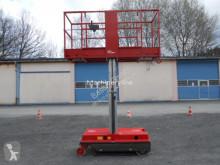 Plataforma automotriz Mástil vertical Senkrechtlift Mastbühne Bravisol Leonardo Luis 1.400S