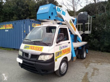 Socage A314 used articulated truck mounted