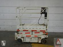Plataforma Haulotte Optimum 8 plataforma automotriz tesoura usada