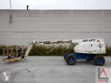 JLG 460SJ használt teleszkópos önjáró kosaras emelő