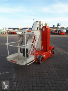 Haulotte Star 10 nacelle automotrice Mât vertical occasion