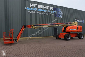 JLG 860SJ aerial platform used self-propelled