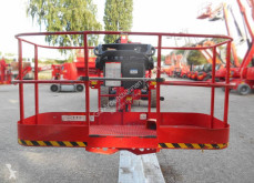 Niftylift h28 hybrid 4x4 aerial platform used self-propelled