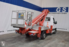 Ruthmann tb 220 nacela montata pe camion second-hand