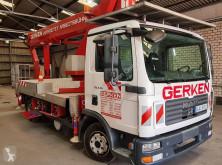 Nacela montata pe camion Wumag wt 300