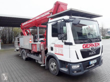 Ruthmann t 330 used truck mounted