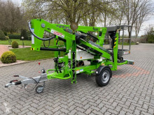 Niftylift 120 TE aerial platform used articulated self-propelled