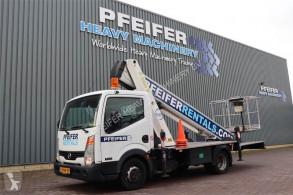 Camião plataforma Palfinger P260B Valid inspection, *Guarantee! Driving Licenc