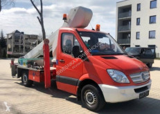 Wumag Wtb 220 - Mercedes Sprinter 313 skylift begagnad