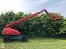 Haulotte telescopic self-propelled aerial platform H 23 TPX VERHUUR