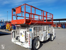 Genie GS-5390 RT skylift Plattform för sax begagnad