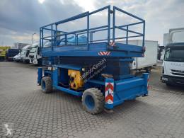 Hollandlift Q-135DL24 4WD/P/N selvkørend lift Sakseplatform brugt