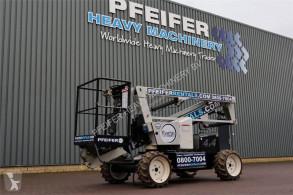 Niftylift HR12DE 4WD Valid inspection, *Guarantee! Bi-Energy plataforma automotriz usada