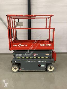 Plataforma elevadora plataforma automotriz Skyjack SJ III 3219