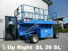 UpRight articulated self-propelled aerial platform SL 26 SL